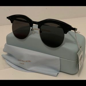 Karen Walker Buccaneer 47 mm sunglasses